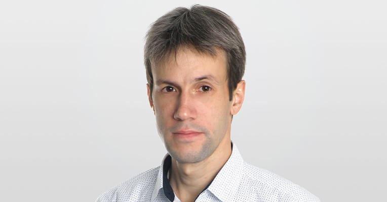Dmitry Vyrostkov