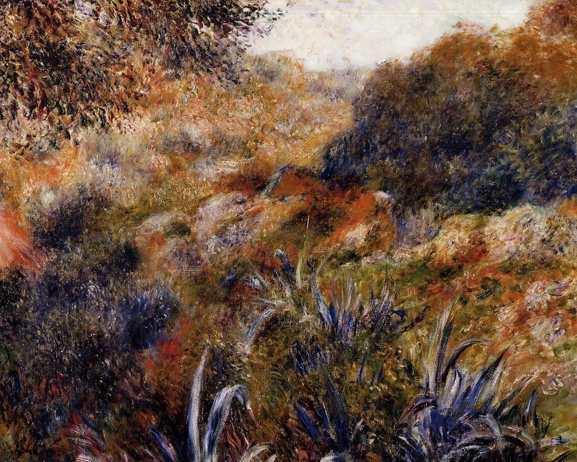 alergian landscape
