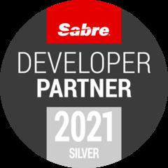 sabre 2021 badge