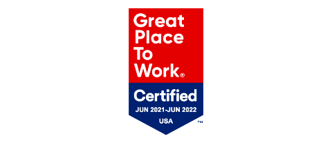 Great Place to Work certification™